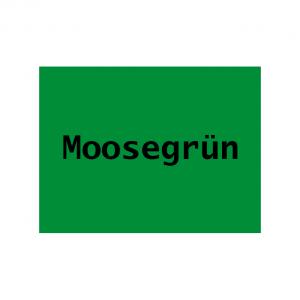 moosegrün